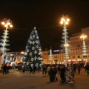 Prisjetimo se  Tradicija ukrašavanja božićnog drvca