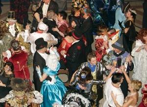 Nastanak karnevala