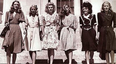 Ženska poslovna odjeća kroz povijest
