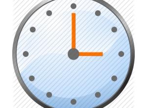 Kad se pomiče sat u jesen 2013.