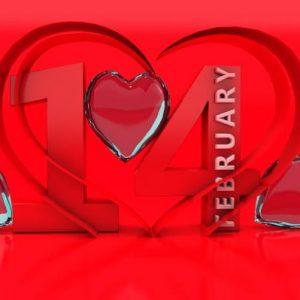 Valentinovo datum